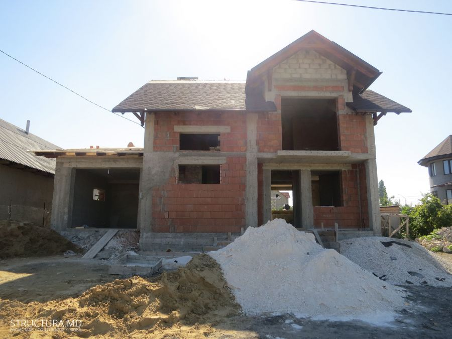 construction of all types of buildings and construction in republic rh structura md